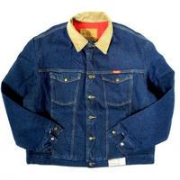 Dead Stock Wrangler trucker Jacket