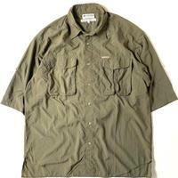 90s Columbia Shortsleeve Fishing Shirt