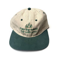 Smokey The Bear Forest With You Cap