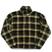 90's Woolrich Pullover Fleece Jacket [C-0029]
