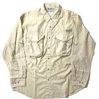 90s Columbia PFG Fishing Shirts Natural