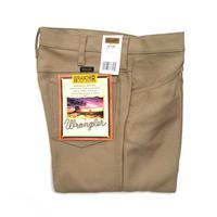 Wrangler Wrancher Dress Jeans Tan