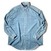 Used Polo Ralph Lauren  L/S Denim Shirt C-0502