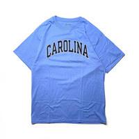 "CHAMPION COLLEGE SHORT SLEEVE TEE ""North Carolina"" SAX"