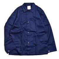 Steiner 12 oz FR Cotton Welding Jacket Navy