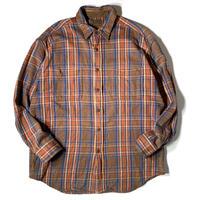 Used St John's Bay  L/S Flannel  Shirt C-0519