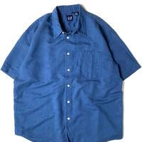 2000s Gap Linen Shortsleeve Shirt