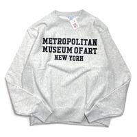 THE MET Campus Crewneck Sweat Shirts