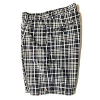 Ralph Lauren Front Pleat Plaid Shorts