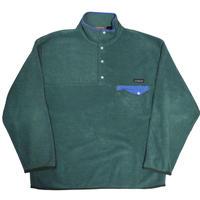 90's Patagonia Synchilla Snap-T Fleece Jacket [C-0048]