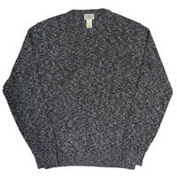 00's L.L.Bean Cotton Knit Sweater [C-0084]