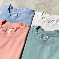 Los Angeles Apparel 6.5oz Garment Dye Crew Neck T-Shirt
