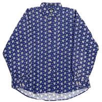 90s Dockers Long Sleeve Paisley Shirt