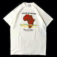Deadstock Canadian Club AFRICA Tee