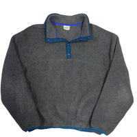 90's L.L.Bean Pullover Fleece Jacket [C-0044]