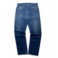 Used Levi's 501 Made In USA  C-0335
