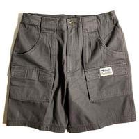 Bimini Bay Outback Hiker Shorts Black