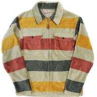 90's Woolrich Fleece Shirt Jacket [C-0032]