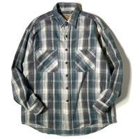 Used St John's Bay  L/S Flannel  Shirt C-0518