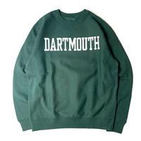 DARTMOUTH COLLEGE SWEAT SHIRT GREEN