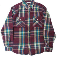 80s Five Brother Longsleeve Flannel shirt