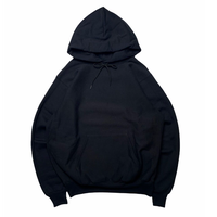 LIFEWEAR HEAVY WEIGHT COTTON PULLOVER BLACK