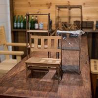 1/3スケールミニチュア家具3点セットB級品 試作品