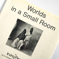 Title/ Worlds in a Small Room Author/ Irving  Penn