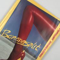 Title/ BANANASPLIT Author/ Cheyco Leidmann