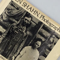 Title/ Ben Shahn, Photographer Author/ Ben Shahn