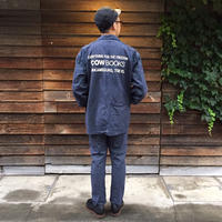 【CB-002】Book Vendor  Jacket ( Bookvender_stripe )