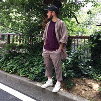 Reading Pants /  Light-Brown