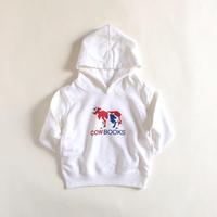 KIDS Hoodie (Logo /White,Black)