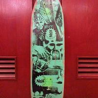 ビンテージ80's●NASHクルーザーデッキ●200811s8-otclct オールドスケートボード板雑貨ディスプレイ