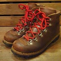 ビンテージ70's80's●Raichleトレッキングブーツ6M●210413n12-w-bt-235cm 1970s1980sレディースアウトドア登山靴