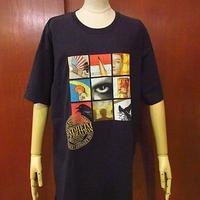 2000's THE KENNEDY CENTER SONDHEIM CELEBRATIONアートプリントTシャツ●200710f8-m-tsh-ot古着半袖シャツジョンFケネディ