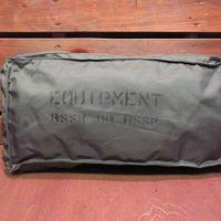ビンテージ70's●ミリタリーステンシル入りキットバッグ●200626n8-bag-ot古着USA雑貨鞄カバンクラッチバッグ米軍実物