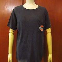 ビンテージ80's●KERO・SUNポケットTシャツ黒size L●200905f7-m-tsh-ot古着半袖シャツポケTUSA
