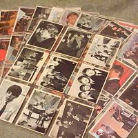 ビンテージ60's●The Beatles トレーディングカード98枚セット●200915f3-otclct ビートルズコレクション雑貨当時物