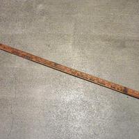 ビンテージ●PAY 'n SAVEウッドスケール●210324s6-otclct 定規ものさし木製アンティークアドバタイジングドラッグストア雑貨