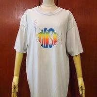 ビンテージ90's2000's●PHISHロゴプリントTシャツ Size L●200626s2-m-tsh-bn フィッシュバンドTシャツ古着半袖トップス