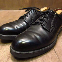 ビンテージ60's70's●RED WINGポストマンシューズ黒11A●210107n7-m-dshs-28cm 1960s1970sレッドウィング革靴オックスフォード