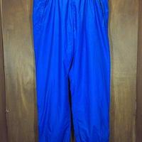 ビンテージ90's●Eddie Bauerナイロンパンツ青size L●200626n1-m-pnt-ot-wfエディー・バウアーアウトドア古着ボトムスキャンプULTREX