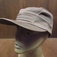 ビンテージ-70's●DEADSTOCK STA-DRYコットンワークキャップ●210312n4-m-cp-wk 1960s1970sデッドストックUSAメンズ帽子