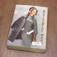 ビンテージ60's●MONTGOMERY WARD 1962年 Fall/Winterカタログ●210116n4-otclct モンゴメリーワード資料古本雑誌雑貨