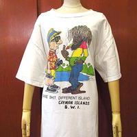 ビンテージ90's●MIROレゲエプリントTシャツ白size XL●200602s4-m-tsh-otホワイト半袖ジャマイカトップスメンズ古着