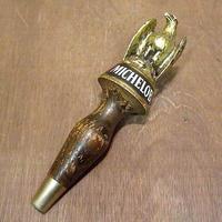 ビンテージ●MICHELOB BEERビアサーバーノブ●210213n2-otclct 雑貨ビールタップハンドルシフトノブ雑貨カスタム