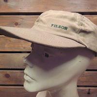FILSONオイルドコットンキャップ●200619n3-m-cp-bbフィルソンアウトドア帽子USAメンズ