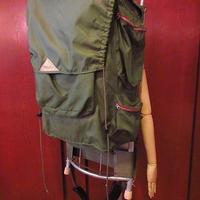 ビンテージ60's●KELTYナイロンフレームパック深緑●200824f8-bag-bpバックパックアウトドア登山リュックサック