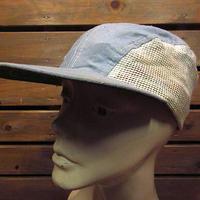 ビンテージ40's50's●フィッシングキャップsize 6 7/8●200710n2-m-cp-bb古着メンズUSAジェットキャップ帽子